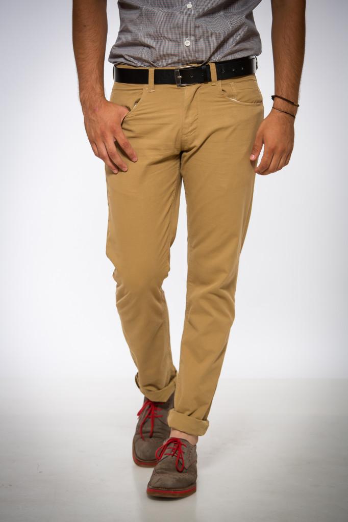 Pantaloni Camel Doc Clasic